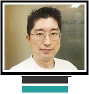 力武 康次 先生:リキタケ歯科医院
